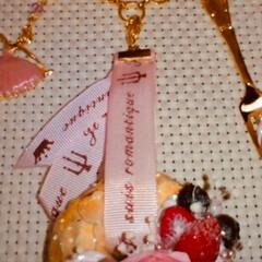 フェイクスイーツ/粘土/ダイソー/100均/雑貨/ハンドメイド Merry Xmas🎄 粘土のスワンシュ…(6枚目)