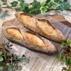 フランスパン/羊毛フェルト作品/羊毛フェルト作家/インテリア雑貨/リミアな暮らし/フォロー大歓迎 フランスパンを作りました⑅︎◡̈︎*  …