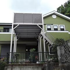 庭・ガーデニングリフォーム/ベランダ/外階段 バルコニー増設