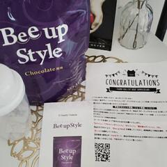 Bee up Style Chocolate風味 | Bee up Style(ソイプロテイン)を使ったクチコミ「お久しぶりです! 難病の主人の世話や、二…」