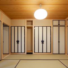 住まい/和室/完成写真/建築家/内観/デザインハウス/... 「早く帰りたいなぁ」と思える家を、建築家…