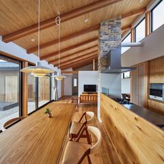 内観/完成写真/設計事務所/建築家/デザインハウス/住まい/... 「早く帰りたいなぁ」と思える家を、建築家…