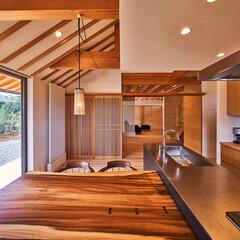 内観/完成写真/建築家/デザインハウス/住まい/暮らし 「早く帰りたいなぁ」と思える家を、建築家…