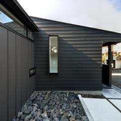 自由設計/デザインハウス/施工事例/設計事務所/オーダーメイド/外観/... 建築家 岩田和哉さんの建てる家をご紹介 …