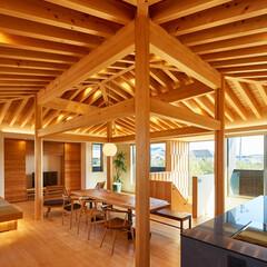 内観/建築家/設計事務所/オーダーメイド/施工事例/デザインハウス 建築家 梶浦博昭さんの建てる家をご紹介 …
