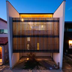 建築家/設計事務所/オーダーメイド/施工事例/デザインハウス/外観/... 建築家 蛭川昭彦さんの建てる家をご紹介 …