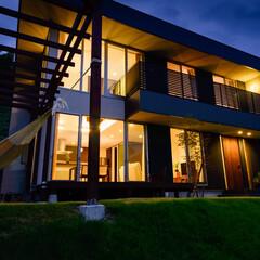 設計事務所/デザインハウス/設計士/外観/建築デザイン/建築家 建築家 蛭川昭彦さんの建てるお家をご紹介…