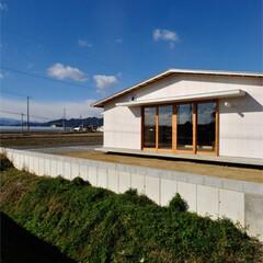 四角い家/外観/デザインハウス/施工事例/オーダーメイド/設計事務所/... 建築家 小川宗志さんの建てる家をご紹介 …