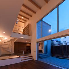 内観/施工事例/建築家/設計事務所/デザインハウス/オーダーメイド 建築家 笹野直之さんの建てる家をご紹介 …