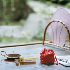 お香/インセンス/和の香り/和/日本/縁側/... お香 りらく ――日本の豊かな四季で育て…