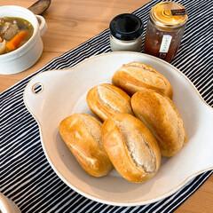 朝ごはん/パン/食器/モーニング/コストコおすすめ/コストコ/... 2020.04.27 最近の我が家の朝食…