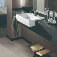 セラトレーディング/インテリア/住まい/住宅/マイホーム/新築/... ホテルライクなバスルームで、心にゆとりの…