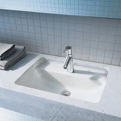 セラトレーディング/洗面ボウル/インテリア/注文住宅/住まい フィリップ・スタルクがデザインした、スタ…