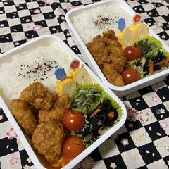 お弁当 お弁当3日分♫いっきにpostしちゃう😅(3枚目)