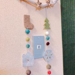 感謝/赤ちゃん1歳1か月/流木リメイク/クリスマスオーナメント/プレゼント めちゃめちゃかわいいプレゼント🎁が届きま…