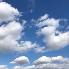 お散歩/赤ちゃん 空はこんなに青いのに いっちゃんはこんな…
