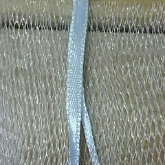 水切りネット/DAISO/洗顔泡立てネット 水切りネットで、洗顔泡立てネット。2枚使…(2枚目)