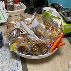 菓子 実家訪問。両親とも超後期高齢者で糖質とか…