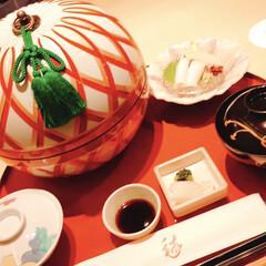日本料理/ランチ 職場の元先輩とランチ  ホテルグランウィ…(1枚目)