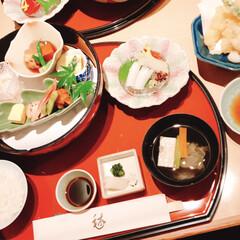 日本料理/ランチ 職場の元先輩とランチ  ホテルグランウィ…(2枚目)