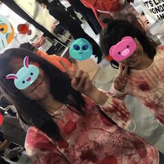 ハロウィン仮装/ハロウィンパーティー ハロウィンパーティー👻🎃🧟♀️ 子供達…(4枚目)
