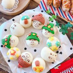 手作りお菓子/LIMIAスイーツ愛好会/リトルミイ/Seria/パン大好き部/homemadebread/... 今日は仕事お休みだったので 朝からゆっく…