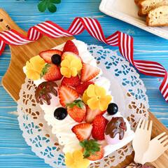 お家カフェ/おうち時間/焼き菓子/LIMIAスイーツ同好会/LIMIAスイーツ愛好会/いちご/... バナナ消費のため、メープルバナナパウンド…