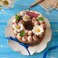 Seria/キッチン/スイーツ作り/sweets/バナナ/Homemade/... ちょっとお久しぶりに、 娘リクエストでバ…