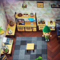 ゲーム/外出自粛/暮らし 私は、この部屋をどうしたいんだろうね?迷…(2枚目)