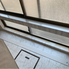 アイカ セラール/キッチンパネル/窓回りのカビ対策/DIY/リフォーム 窓の付近って カビ生えますよね もし カ…