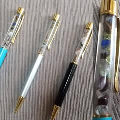鬼滅の刃/宝石/キーホルダー/オリジナルボールペン/セリア 我が子達の最近のブーム。 『宝石』と『鬼…