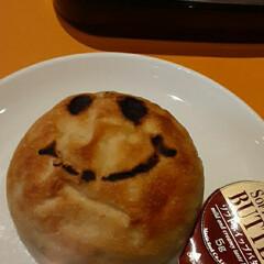 尾道/海の近く/レストラン/誕生祝い/ランチ/誕生日ケーキ 昨日のランチは、  1枚目、かぼちゃのポ…(3枚目)