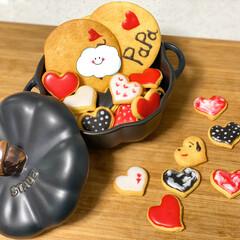 staub ストウブ セラミック 耐熱 陶器 電子レンジ対応 Ceramic Pumpkin Cocotte 40508-548 | STAUB(その他キッチン、日用品、文具)を使ったクチコミ「子供と初めて一緒にお菓子作りをしました😊…」