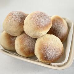 ストウブ staub レクタンギュラーディッシュ 20cm ホワイト 40508-589 RSTC516 | STAUB(皿)を使ったクチコミ「中力粉でパンを作りました🍞 まだまだ強力…」