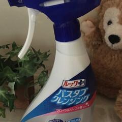 #掃除グッズ/掃除グッズ このお風呂用洗剤、こすらずに流すだけでい…