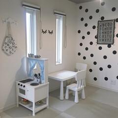 子供部屋/おままごとキッチン/おままごと/IKEA購入品/IKEA IKEAのおままごとキッチン スピスィグ…