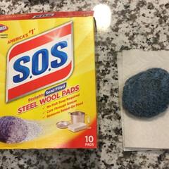 #掃除グッズ/掃除グッズ このいかにも強力そうなパッケージに惹かれ…