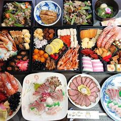 おせち/お節/おせち料理/お節料理/2020/2020年/... 家族10人で集まった際の実家長崎のお節料…