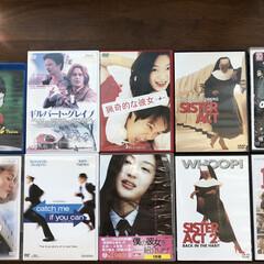レオナルドディカプリオ/ワンダイレクション/DVD収納/DVDコレクター/こだわりの並べ方/多すぎて紹介しきれない/... 私のDVDコレクション📀  時々、飽きた…