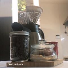 コーヒードリッパー/珈琲/節約/おうちカフェ コーヒーセット! コーヒーを飲むのは仕事…