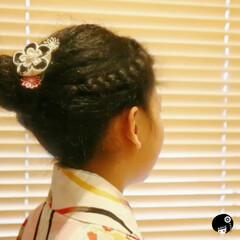 袴姿/あぼかぼ お孫さんの袴姿の写真頂きました。 ありが…