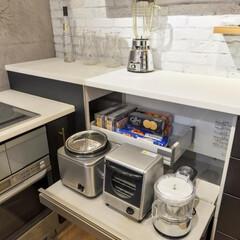 住まい/リフォーム/住宅設備/不動産・住宅/リノベーション/水回りリフォーム/... 「コの字型キッチン」の場合、コーナー部分…
