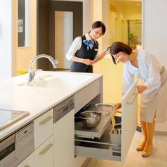 住まい/リフォーム/住宅設備/不動産・住宅/リノベーション/一戸建て/... キッチンは一度設置したらその先の何十年、…