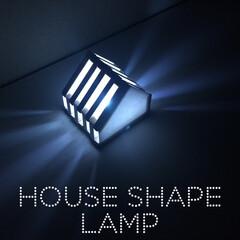 お家型ランプ/ワークショップ/はじめてフォト投稿/お正月2020 りんごスタジオではお子様でも簡単に作れる…