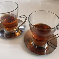 おうちカフェ #おうちカフェ ダージリンとニルギリのオ…