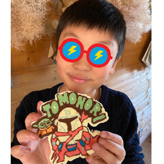 カフェ風 長男11歳の誕生日会🎂💕  今年のリ…(3枚目)