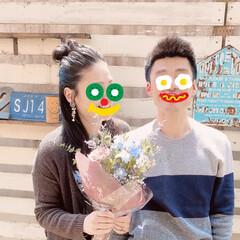 ハンドメイド/住まい   今日は11回目の結婚記念日💜💜💜…(4枚目)