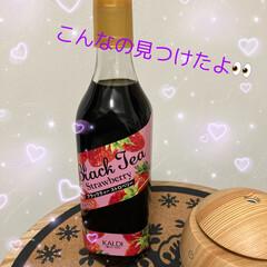 ショッピング/お家時間/パスタソース/紅茶/初売り/カルディ 今年初のカルディ❣️ 美味しそうなものい…(2枚目)