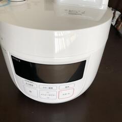 お料理/キッチン/家電 電気圧力鍋をポイントでゲット❣️ チャー…