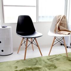 リプロダクト/EamesChair/イームズチェア/北欧/デザインチェアー/模様替え/... 言わずと知れたデザイナーズチェア。20世…